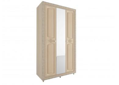 Шкаф трехдверный Калипсо Туя