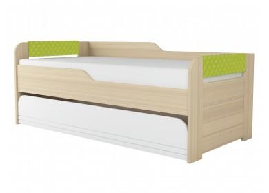 Кровать 2-уровневая Стиль Лайм