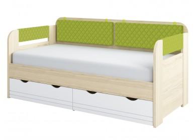 Кровать-тахта малая Стиль Лайм