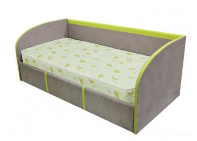 Кровать-тахта с подъемным механизмом Стиль Лайм