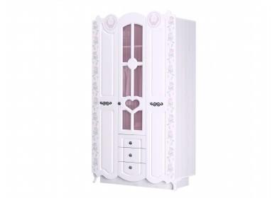 Шкаф трехдверный Розалия