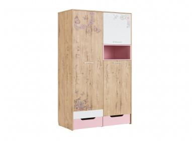 Шкаф для одежды Дублин Роуз