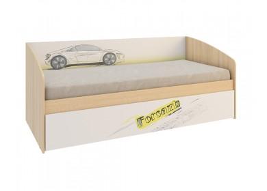 Кровать 2-уровненвая Форсаж