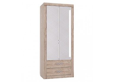 Шкаф с зеркалом Сан-Ремо