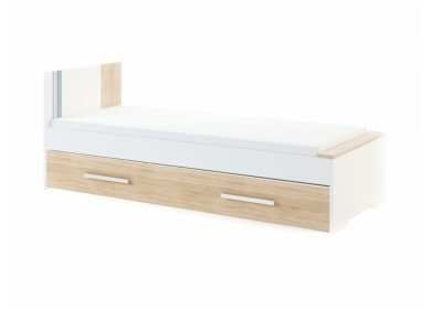 Кровать Лион с ящиком выкатным 0,8