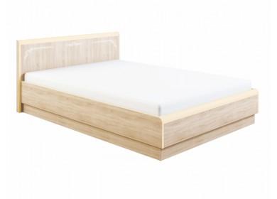Кровать Оливия МДФ с подъемным механизмом Дуб сонома