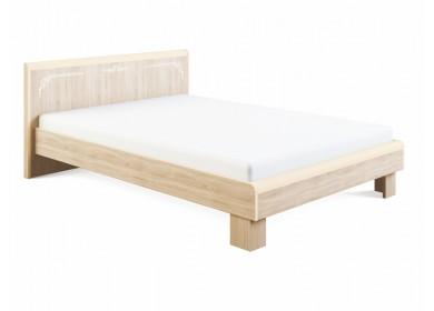 Кровать Оливия МДФ Дуб сонома